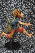 One Piece - Monkey D. Luffy - Figure Colosseum - custom strong world 01