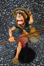 One Piece - Monkey D. Luffy - Figure Colosseum - custom strong world 03