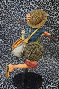 One Piece - Monkey D. Luffy - Figure Colosseum - custom strong world 06