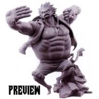 Luffy Gear 4 SCultures Figure Colosseum Zoukeiou Special One Piece