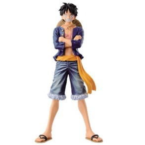 Monkey D. Luffy - Jeans Freak Vol. 1 (Banpresto) - Monkey D. Luffy