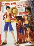 one piece pop luffy version 2 - 01