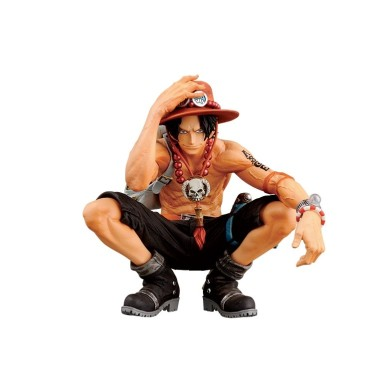 Portgas D. Ace - King of Artist (Banpresto) One Piece