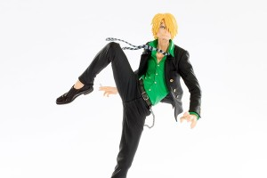 Sanji - SCultures Figure Colosseum One Piece