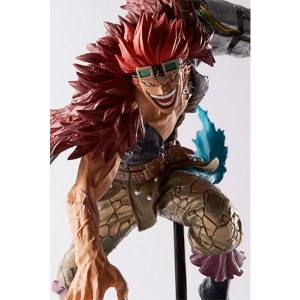 Eustass Kid Banpresto SCultures BIG Colosseum IV