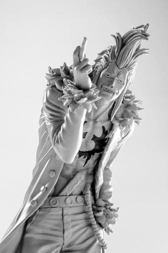 sculture art banpresto one piece 2016 bartoloméo-007
