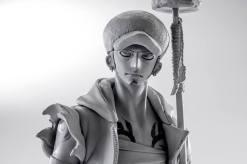 sculture art banpresto one piece 2016 law-004