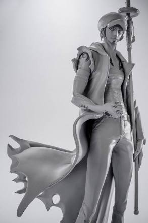sculture art banpresto one piece 2016 law-006