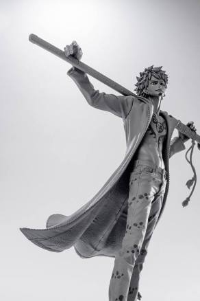 sculture art banpresto one piece 2016 law-007