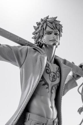 sculture art banpresto one piece 2016 law-008