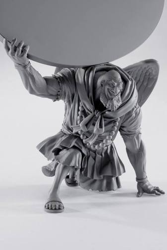 sculture art banpresto one piece 2016 urouge-007