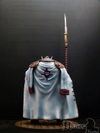 Barbe Blanche custom whitebeard dwarf painter 04