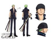 02 One Piece Film Gold zoro