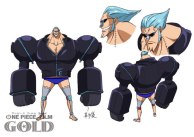08 One Piece Film Gold franky