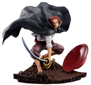 inchiban kuji, barbe blanche, shanks, attaque