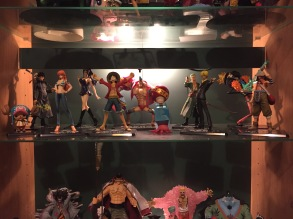 collection one piece, figurines, nakamas