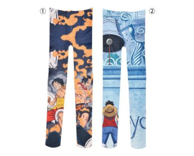laforet jean ace luffy