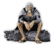 banpresto, creator x creator, rayleigh, argent, ninoma, special version,argent, silver, one piece passion