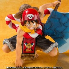 bandai film gold Luffy 2