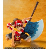 bandai film gold luffy 3