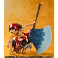 bandai film gold luffy 4