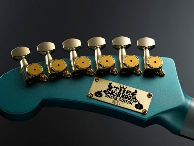 Guitare Brook 6