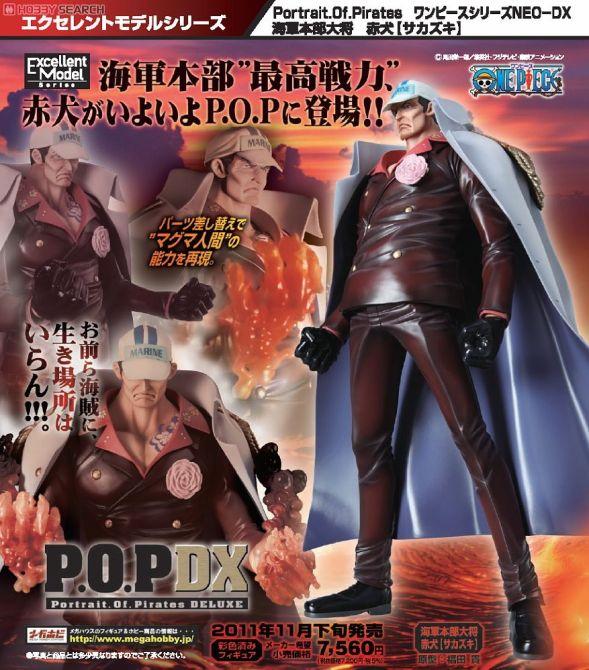 POP DX Sakazuki Akainu