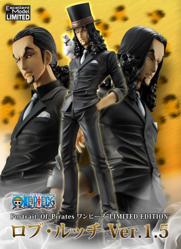 POP Limited Edition Rob Lucci