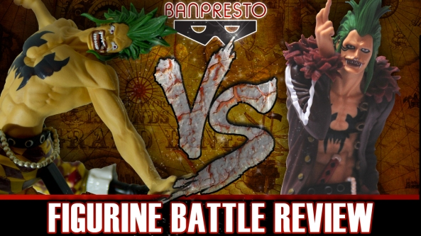 Review Battle Banpresto bartolomeo