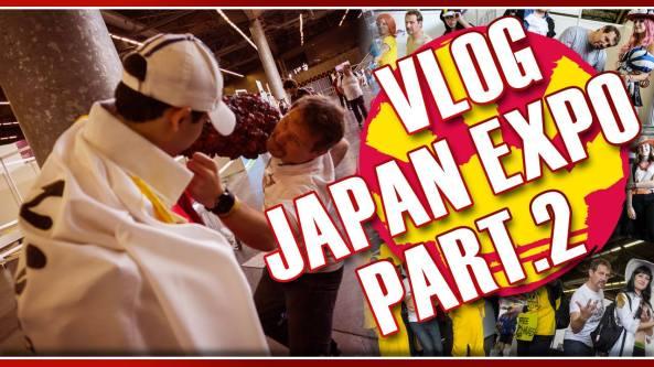 Vlog japan expo 2