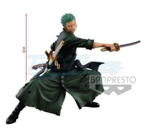 banpresto zoro model story figures