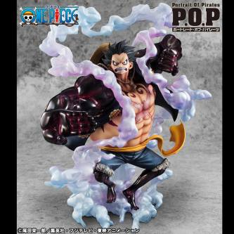 meaghouse pop luffy 4th gear