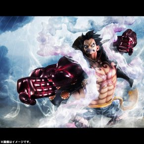 mh pop luffy 4th gear 5