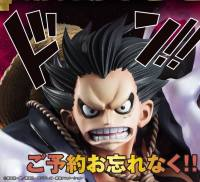 mh pop luffy 4th gear face