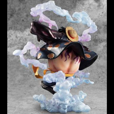 pop mh luffy 4th gear back