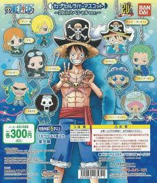 bandai strap one piece 20th anniversary edition