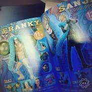 franky sanji FZ 20th anniversary